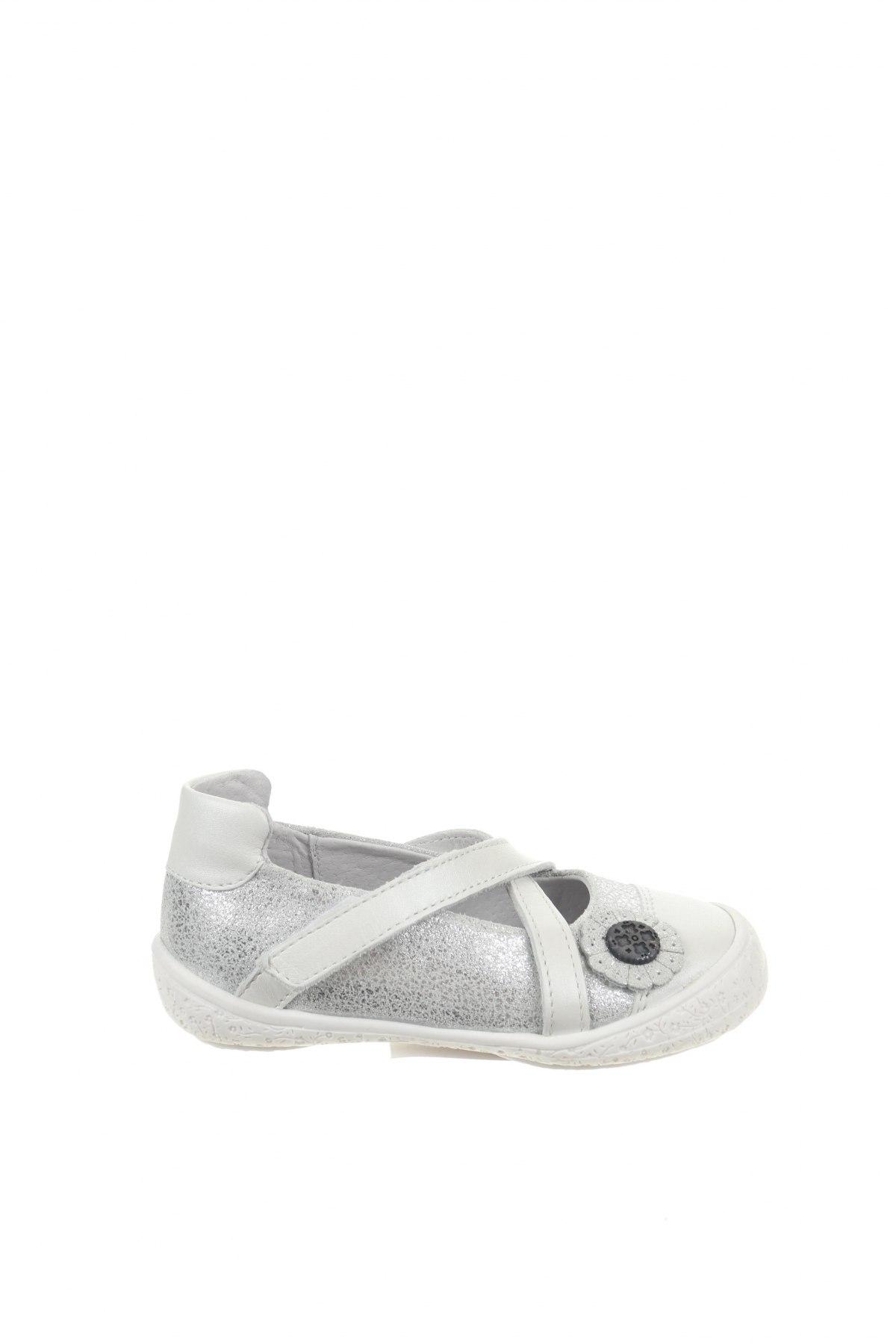 Παιδικά παπούτσια Saxo Blues, Μέγεθος 25, Χρώμα Λευκό, Γνήσιο δέρμα, Τιμή 17,51€