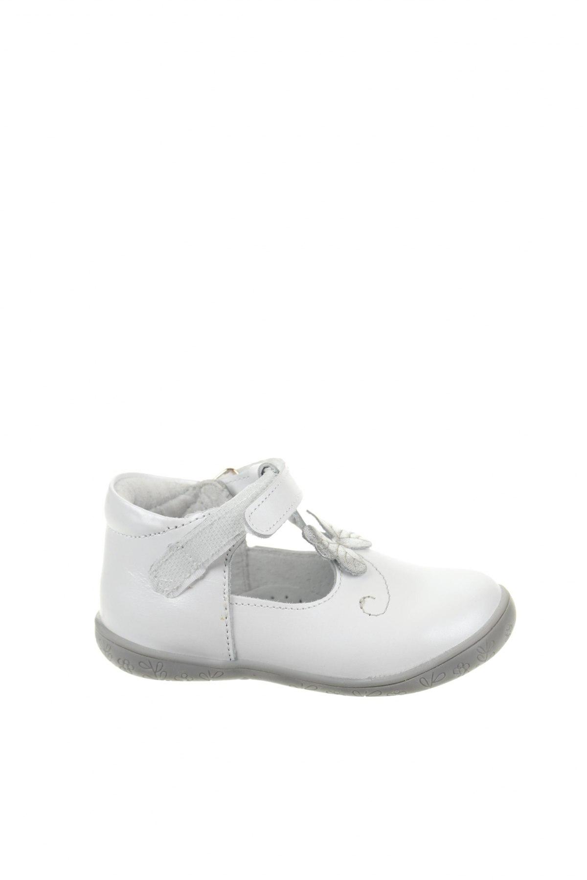 Παιδικά παπούτσια Saxo Blues, Μέγεθος 23, Χρώμα Λευκό, Γνήσιο δέρμα, Τιμή 26,68€