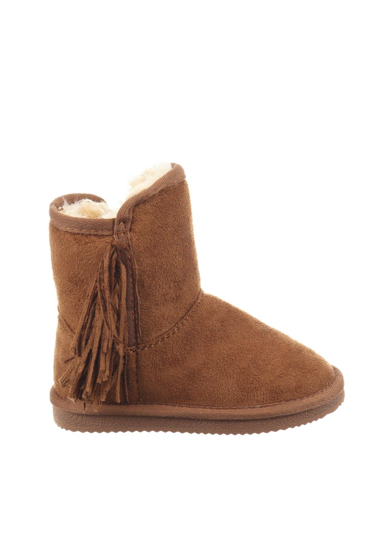 Παιδικά παπούτσια Saxo Blues, Μέγεθος 27, Χρώμα Καφέ, Κλωστοϋφαντουργικά προϊόντα, Τιμή 15,65€