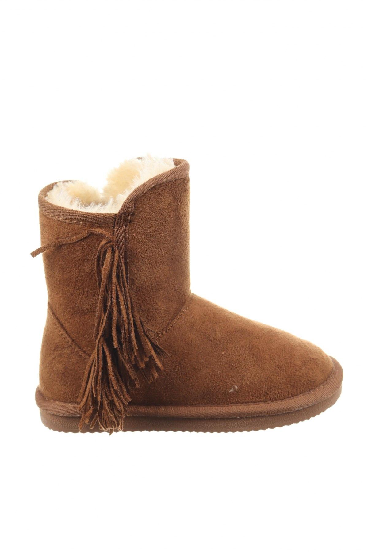 Παιδικά παπούτσια Saxo Blues, Μέγεθος 29, Χρώμα Καφέ, Κλωστοϋφαντουργικά προϊόντα, Τιμή 15,65€