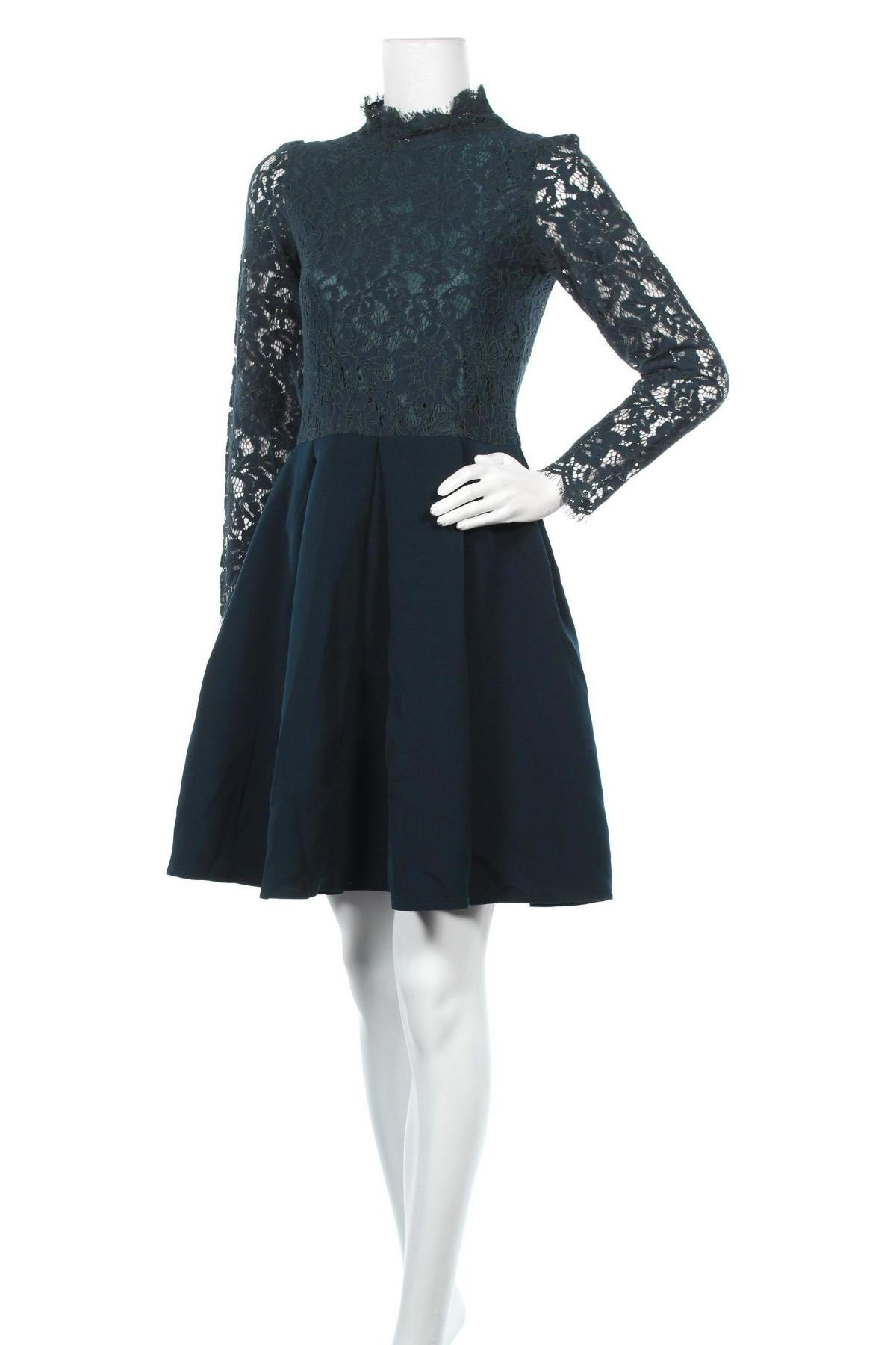 Φόρεμα Molly Bracken, Μέγεθος S, Χρώμα Πράσινο, Πολυεστέρας, Τιμή 37,89€