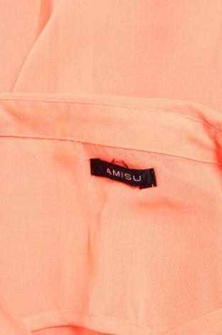 Γυναικείο πουκάμισο Amisu, Μέγεθος M, Χρώμα Πορτοκαλί, Τιμή 8,66€