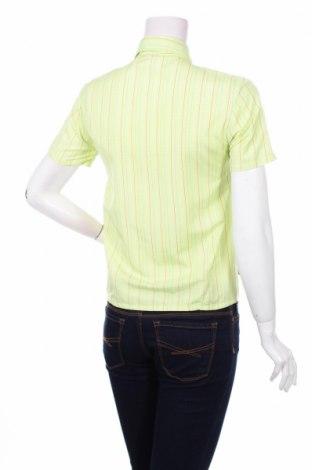 Γυναικείο πουκάμισο Odlo, Μέγεθος XS, Χρώμα Πράσινο, Πολυεστέρας, Τιμή 9,90€