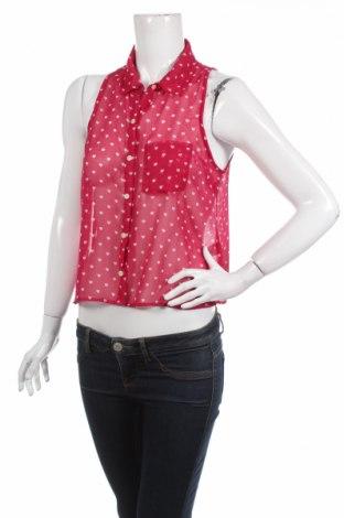 Γυναικείο αμάνικο μπλουζάκι Aeropostale, Μέγεθος S, Χρώμα Ρόζ , Πολυεστέρας, Τιμή 9,28€