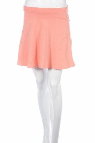 Пола Forever 21, Размер S, Цвят Оранжев, 95% памук, 5% еластан, Цена 5,75лв.