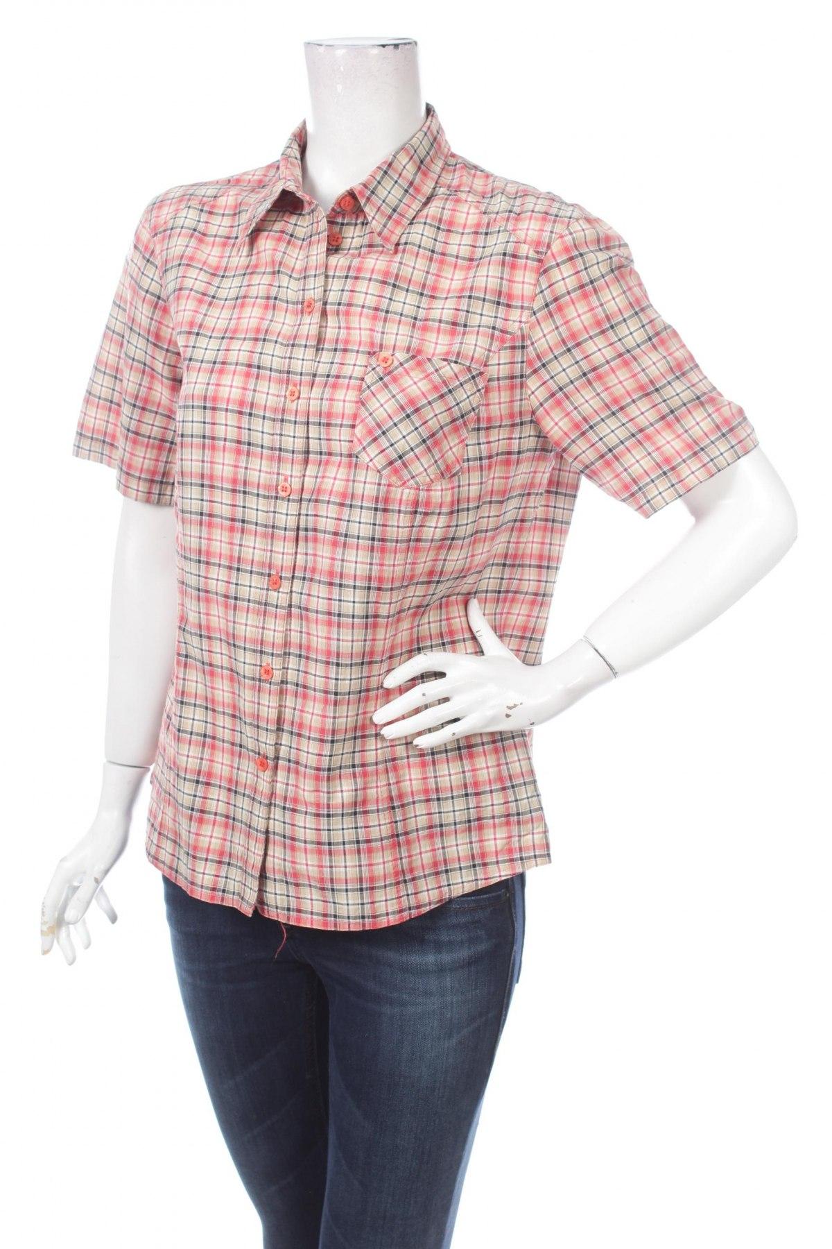 Γυναικείο πουκάμισο Bianca, Μέγεθος L, Χρώμα Πολύχρωμο, 61% βαμβάκι, 38% πολυεστέρας, 1% ελαστάνη, Τιμή 11,75€