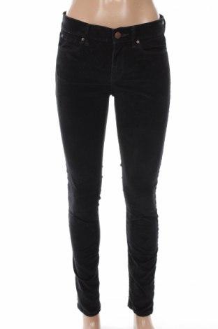 Pantaloni de velvet de femei Gap