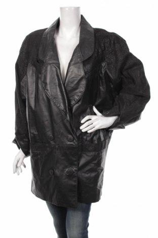 Palton din piele pentru damă G-3