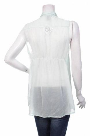 Γυναικείο πουκάμισο εγκυμοσύνης H&M Mama, Μέγεθος L, Χρώμα Πράσινο, Τιμή 9,90€