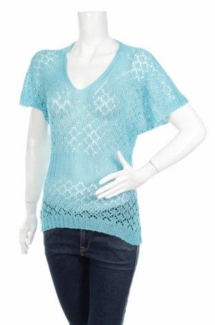Γυναικείο πουλόβερ, Μέγεθος M, Χρώμα Μπλέ, Τιμή 5,67€