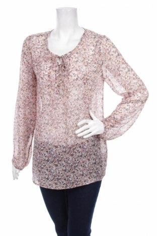 Дамска блуза Life Time, Размер M, Цвят Многоцветен, 100% полиестер, Цена 8,40лв.
