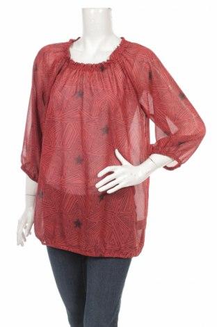 Γυναικεία μπλούζα Soya Concept, Μέγεθος M, Χρώμα Κόκκινο, 100% πολυεστέρας, Τιμή 6,29€