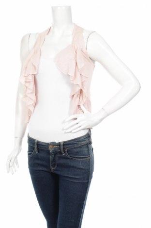 Γυναικεία ζακέτα H&M, Μέγεθος XS, Χρώμα Ρόζ , Βαμβάκι, βισκόζη, πολυεστέρας, Τιμή 5,44€
