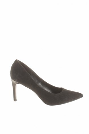 Дамски обувки Graceland, Размер 41, Цвят Черен, Текстил, Цена 8,50лв.