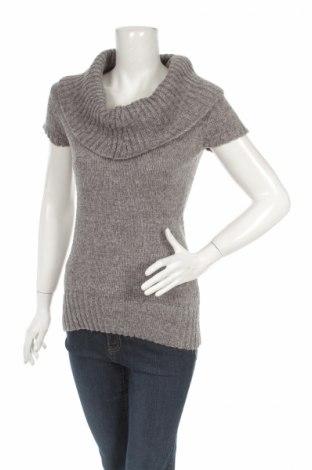 Дамски пуловер One Love, Размер M, Цвят Сив, Цена 6,24лв.