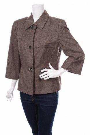 Дамско палто Apriori, Размер M, Цвят Кафяв, Вълна, Цена 21,00лв.
