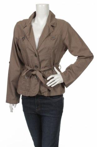 Дамско сако, Размер L, Цвят Сив, Цена 8,60лв.