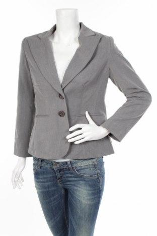 Γυναικείο σακάκι Ashley Brooke, Μέγεθος M, Χρώμα Γκρί, 63% πολυεστέρας, 33% βισκόζη, 4% ελαστάνη, Τιμή 6,39€