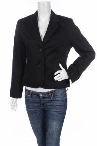 Γυναικείο σακάκι Laura Clement, Μέγεθος M, Χρώμα Μαύρο, 98% βαμβάκι, 2% ελαστάνη, Τιμή 5,48€