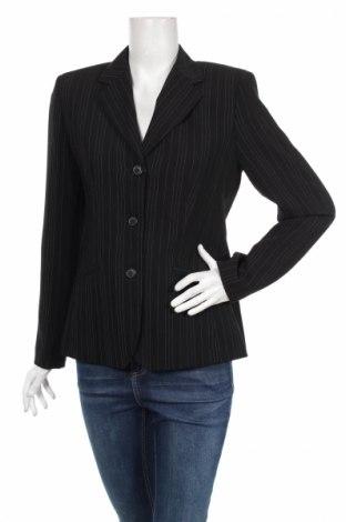 Дамско сако Laura Lebek, Размер S, Цвят Черен, 99% полиестер, 1% купро, Цена 15,18лв.