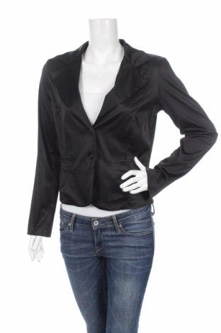 Дамско сако Monro, Размер M, Цвят Черен, 56% полиестер, 38% памук, 6% еластан, Цена 6,63лв.