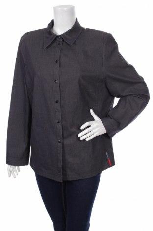 Дамско яке Bianca, Размер XL, Цвят Сив, Цена 17,40лв.
