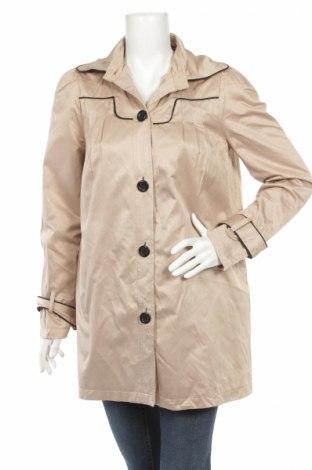 Дамски шлифер Vero Moda, Размер S, Цвят Бежов, 50% памук, 40% полиестер, 10% полиамид, Цена 14,25лв.