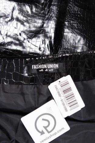 Кожена пола Fashion Union