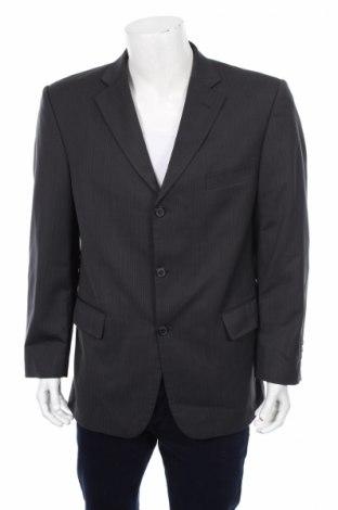 Мъжко сако Armando, Размер L, Цвят Черен, 60% вълна, 37% полиестер, 3% еластан, Цена 12,40лв.