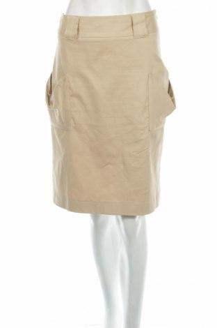 Пола, Размер M, Цвят Бежов, 95% памук, 5% еластан, Цена 9,20лв.