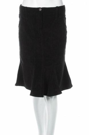 Φούστα, Μέγεθος M, Χρώμα Μαύρο, 75% βαμβάκι, 25% πολυεστέρας, Τιμή 5,41€