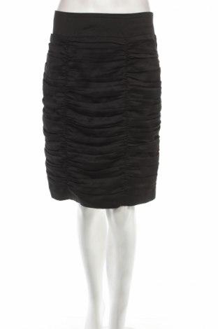 Пола H&M, Размер M, Цвят Черен, 100% полиестер, Цена 10,12лв.