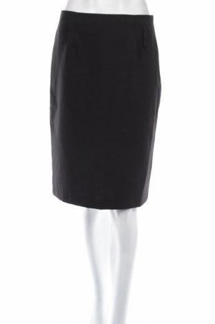 Пола La Redoute, Размер S, Цвят Черен, 100% полиестер, Цена 6,80лв.