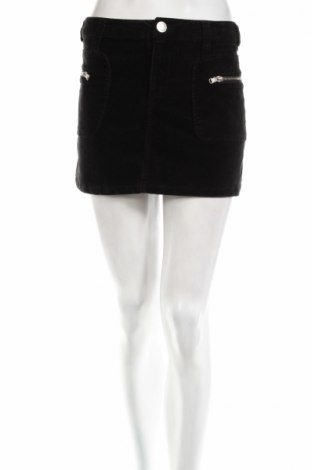 Пола United, Размер L, Цвят Черен, 98% памук, 2% еластан, Цена 9,66лв.