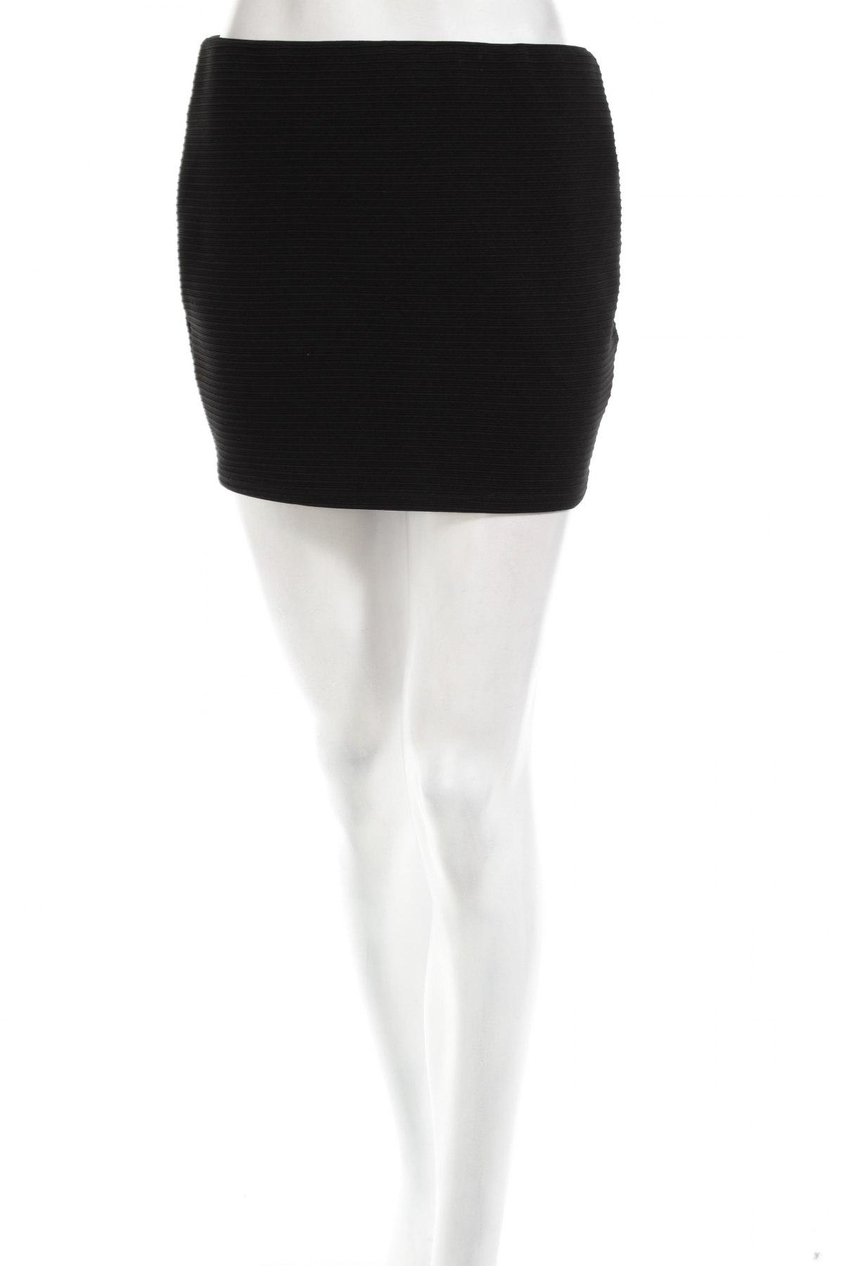 Пола Kenvelo, Размер M, Цвят Черен, 98% полиестер, 2% еластан, Цена 7,13лв.