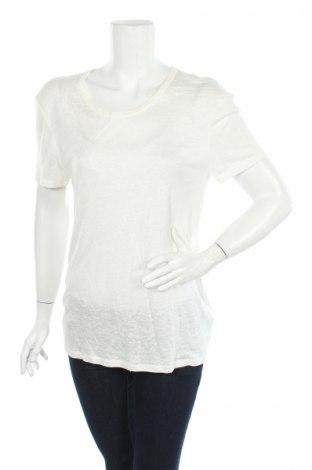 Дамска блуза J.lindeberg, Размер M, Цвят Бял, 75% вискоза, 25% коприна, Цена 26,60лв.