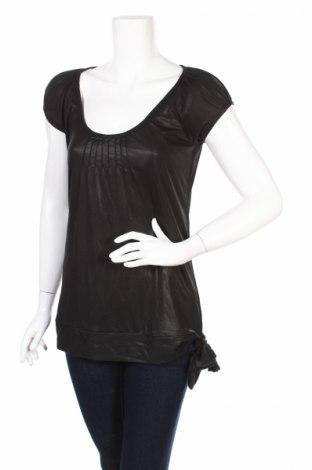 Дамска блуза Ltb, Размер XL, Цвят Черен, Полиестер, Цена 25,44лв.