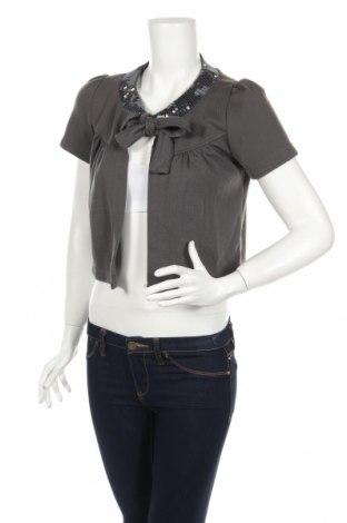 Γυναικεία ζακέτα H&M, Μέγεθος S, Χρώμα Γκρί, Ακρυλικό, Τιμή 5,44€