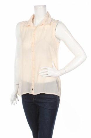 Дамска риза Amisu, Размер S, Цвят Розов, Полиестер, Цена 6,00лв.