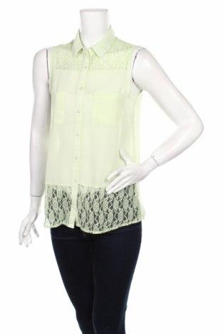 Дамска риза Laura Torelli, Размер S, Цвят Зелен, Цена 5,06лв.