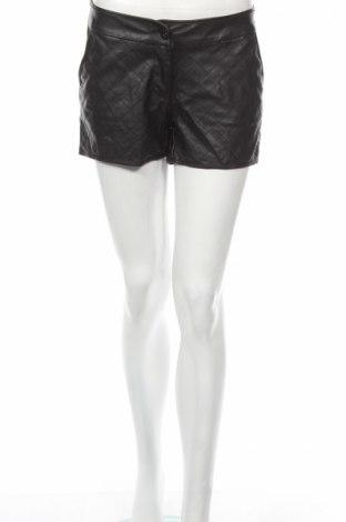 Дамски къс кожен панталон Ann Christine