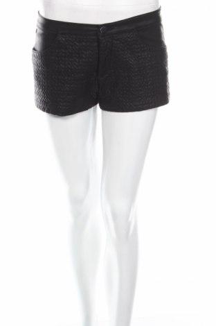 Дамски къс кожен панталон Zara Trafaluc