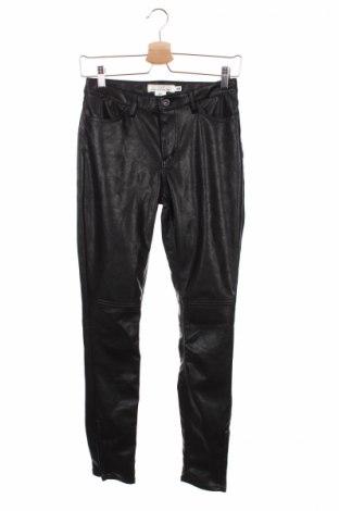 Дамски кожен панталон H&M L.o.g.g