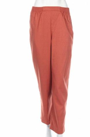 Dámske nohavice Alfred Dunner, Veľkosť M, Farba Oranžová, Polyester, Cena  6,52€