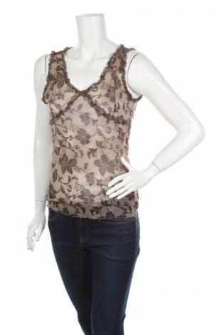 Γυναικείο αμάνικο μπλουζάκι Sem Per Lei, Μέγεθος L, Χρώμα Πράσινο, Πολυαμίδη, Τιμή 4,12€