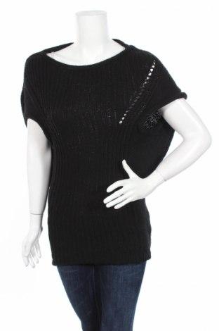 Дамски пуловер Ltb, Размер XS, Цвят Черен, 85% акрил, 15% полиамид, Цена 13,57лв.