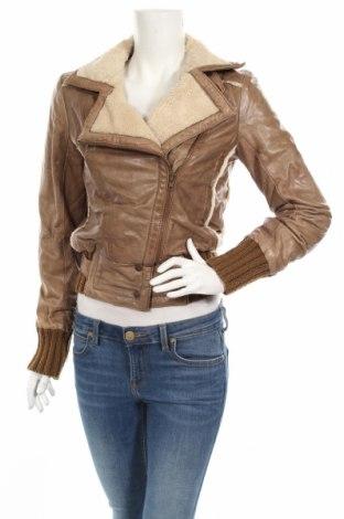 Dámska kožená bunda  Asos