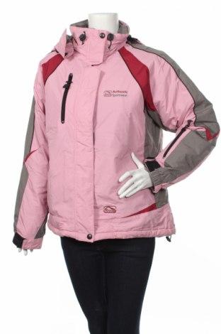 Damska kurtka do sportów zimowych Outfit