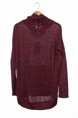 Детска блуза Arizona, Размер 15-18y/ 170-176 см, Цвят Червен, 50% полиестер, 45% вискоза, 5% еластан, Цена 4,32лв.