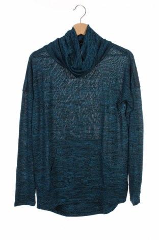 Детска блуза Arizona, Размер 13-14y/ 164-168 см, Цвят Син, 50% полиестер, 45% вискоза, 5% еластан, Цена 28,50лв.
